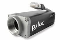 Basler Pilot GigE Vision Camera